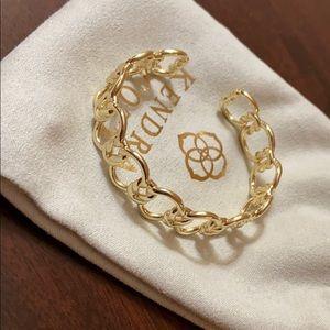 Fallyn cuff bracelet